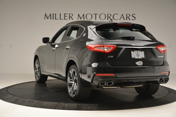 New 2019 Maserati Levante S Q4 GranSport for sale $104,540 at Rolls-Royce Motor Cars Greenwich in Greenwich CT 06830 5
