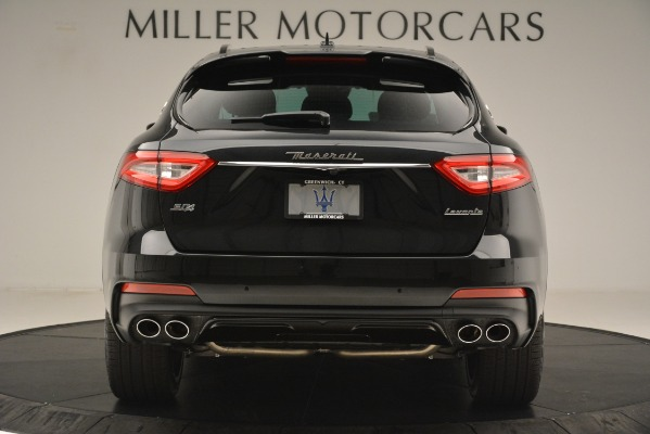 New 2019 Maserati Levante S Q4 GranSport for sale $104,540 at Rolls-Royce Motor Cars Greenwich in Greenwich CT 06830 6