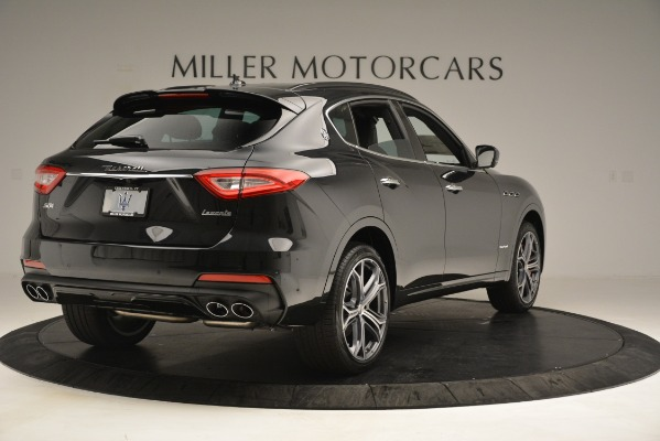 New 2019 Maserati Levante S Q4 GranSport for sale $104,540 at Rolls-Royce Motor Cars Greenwich in Greenwich CT 06830 7