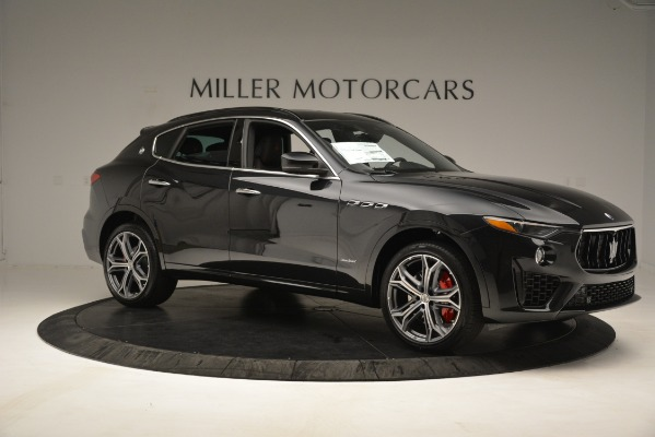 New 2019 Maserati Levante S Q4 GranSport for sale $104,540 at Rolls-Royce Motor Cars Greenwich in Greenwich CT 06830 9
