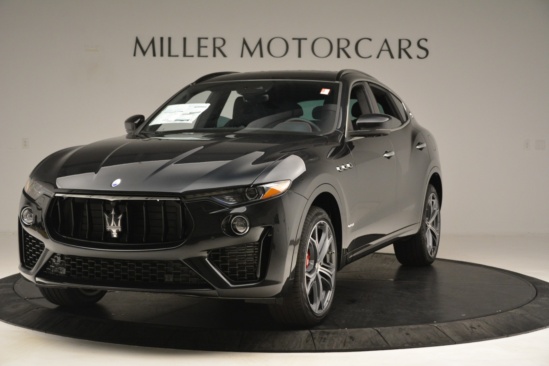 New 2019 Maserati Levante S Q4 GranSport for sale $104,540 at Rolls-Royce Motor Cars Greenwich in Greenwich CT 06830 1