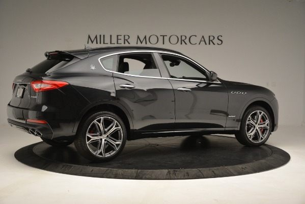 New 2019 Maserati Levante S Q4 GranSport for sale Sold at Rolls-Royce Motor Cars Greenwich in Greenwich CT 06830 8