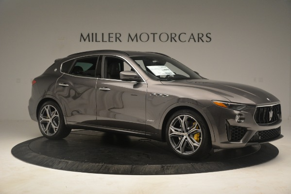 New 2019 Maserati Levante S Q4 GranSport for sale $104,840 at Rolls-Royce Motor Cars Greenwich in Greenwich CT 06830 10