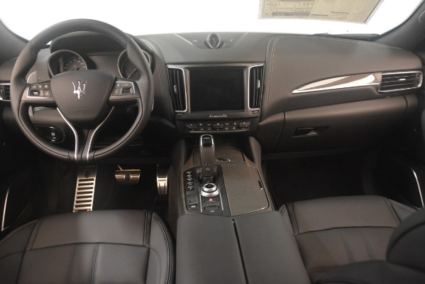 New 2019 Maserati Levante S Q4 GranSport for sale $104,840 at Rolls-Royce Motor Cars Greenwich in Greenwich CT 06830 16