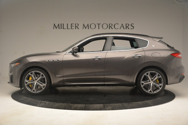 New 2019 Maserati Levante S Q4 GranSport for sale $104,840 at Rolls-Royce Motor Cars Greenwich in Greenwich CT 06830 3
