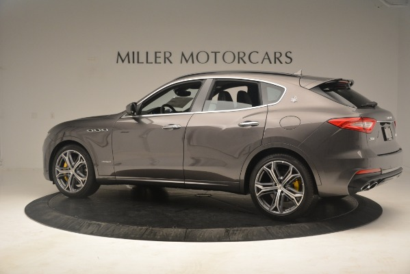 New 2019 Maserati Levante S Q4 GranSport for sale $104,840 at Rolls-Royce Motor Cars Greenwich in Greenwich CT 06830 4