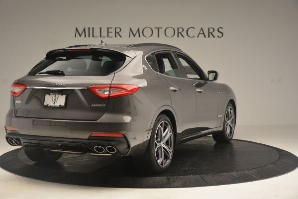 New 2019 Maserati Levante S Q4 GranSport for sale $104,840 at Rolls-Royce Motor Cars Greenwich in Greenwich CT 06830 7