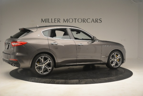 New 2019 Maserati Levante S Q4 GranSport for sale $104,840 at Rolls-Royce Motor Cars Greenwich in Greenwich CT 06830 8