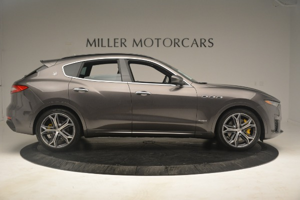 New 2019 Maserati Levante S Q4 GranSport for sale $104,840 at Rolls-Royce Motor Cars Greenwich in Greenwich CT 06830 9