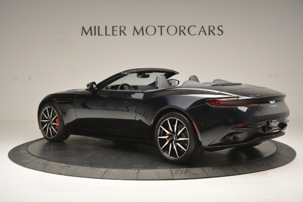 New 2019 Aston Martin DB11 V8 Convertible for sale Sold at Rolls-Royce Motor Cars Greenwich in Greenwich CT 06830 4