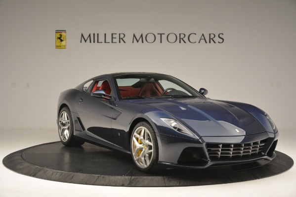 Used 2008 Ferrari 599 GTB Fiorano for sale Sold at Rolls-Royce Motor Cars Greenwich in Greenwich CT 06830 11