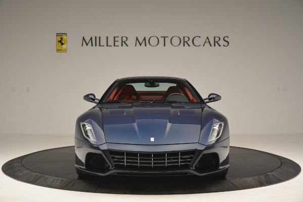 Used 2008 Ferrari 599 GTB Fiorano for sale Sold at Rolls-Royce Motor Cars Greenwich in Greenwich CT 06830 12
