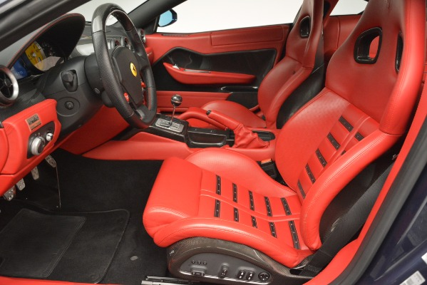 Used 2008 Ferrari 599 GTB Fiorano for sale Sold at Rolls-Royce Motor Cars Greenwich in Greenwich CT 06830 14