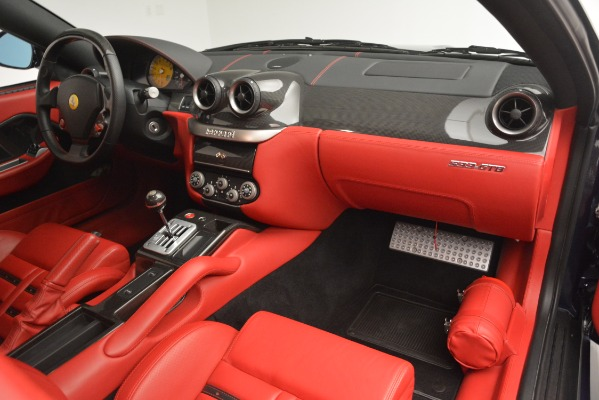 Used 2008 Ferrari 599 GTB Fiorano for sale Sold at Rolls-Royce Motor Cars Greenwich in Greenwich CT 06830 17