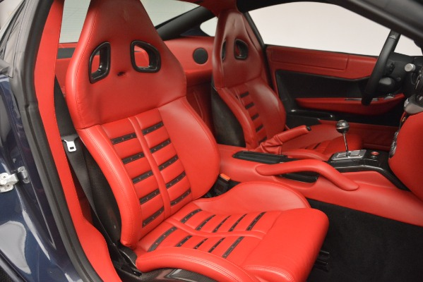 Used 2008 Ferrari 599 GTB Fiorano for sale Sold at Rolls-Royce Motor Cars Greenwich in Greenwich CT 06830 19