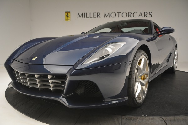 Used 2008 Ferrari 599 GTB Fiorano for sale Sold at Rolls-Royce Motor Cars Greenwich in Greenwich CT 06830 22