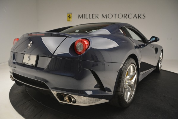 Used 2008 Ferrari 599 GTB Fiorano for sale Sold at Rolls-Royce Motor Cars Greenwich in Greenwich CT 06830 25