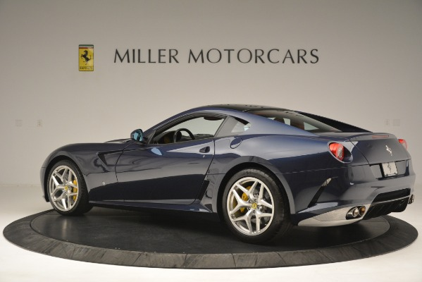 Used 2008 Ferrari 599 GTB Fiorano for sale Sold at Rolls-Royce Motor Cars Greenwich in Greenwich CT 06830 4