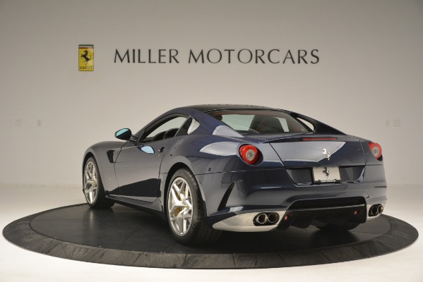 Used 2008 Ferrari 599 GTB Fiorano for sale Sold at Rolls-Royce Motor Cars Greenwich in Greenwich CT 06830 5
