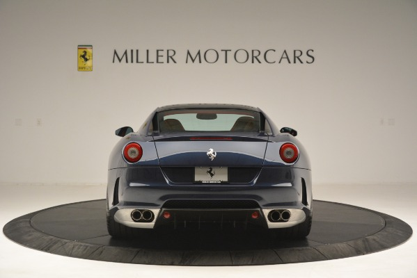 Used 2008 Ferrari 599 GTB Fiorano for sale Sold at Rolls-Royce Motor Cars Greenwich in Greenwich CT 06830 6