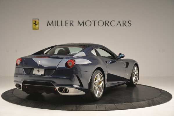 Used 2008 Ferrari 599 GTB Fiorano for sale Sold at Rolls-Royce Motor Cars Greenwich in Greenwich CT 06830 7