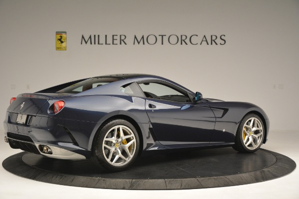 Used 2008 Ferrari 599 GTB Fiorano for sale Sold at Rolls-Royce Motor Cars Greenwich in Greenwich CT 06830 8