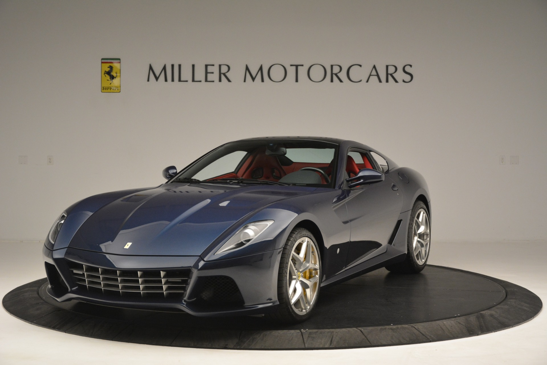 Used 2008 Ferrari 599 GTB Fiorano for sale Sold at Rolls-Royce Motor Cars Greenwich in Greenwich CT 06830 1