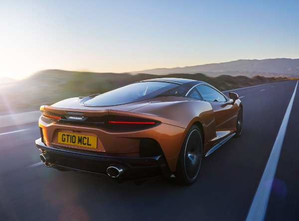 New 2020 McLaren GT Coupe for sale Sold at Rolls-Royce Motor Cars Greenwich in Greenwich CT 06830 2