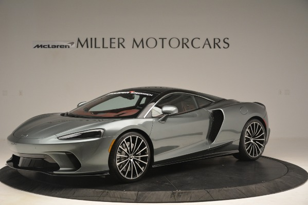 New 2020 McLaren GT Coupe for sale Sold at Rolls-Royce Motor Cars Greenwich in Greenwich CT 06830 22