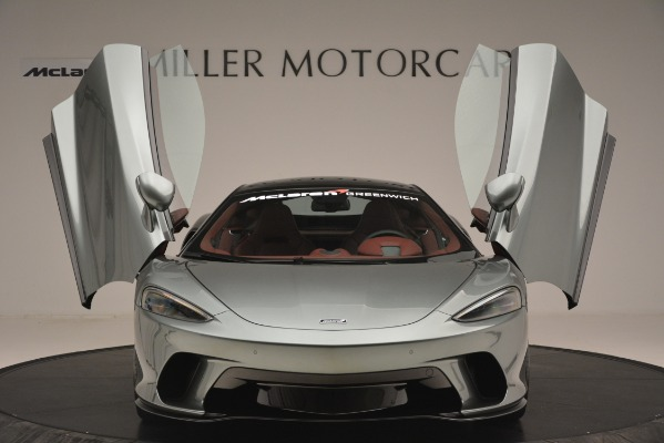 New 2020 McLaren GT Coupe for sale Sold at Rolls-Royce Motor Cars Greenwich in Greenwich CT 06830 23