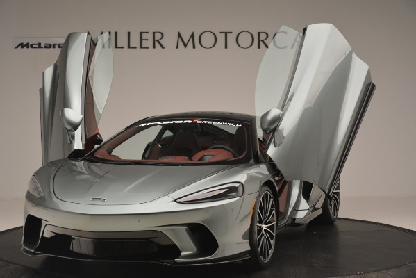 New 2020 McLaren GT Coupe for sale Sold at Rolls-Royce Motor Cars Greenwich in Greenwich CT 06830 24