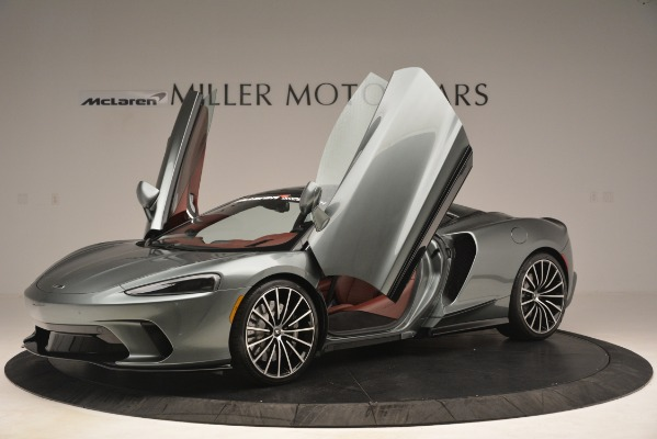 New 2020 McLaren GT Coupe for sale Sold at Rolls-Royce Motor Cars Greenwich in Greenwich CT 06830 25