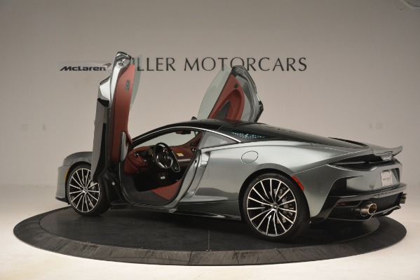 New 2020 McLaren GT Coupe for sale Sold at Rolls-Royce Motor Cars Greenwich in Greenwich CT 06830 27