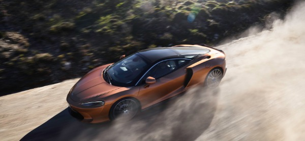 New 2020 McLaren GT Coupe for sale Sold at Rolls-Royce Motor Cars Greenwich in Greenwich CT 06830 5