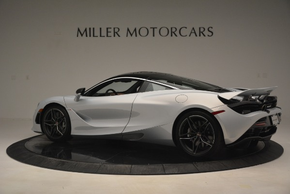 Used 2018 McLaren 720S Coupe for sale Sold at Rolls-Royce Motor Cars Greenwich in Greenwich CT 06830 4