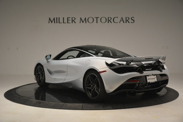 Used 2018 McLaren 720S Coupe for sale Sold at Rolls-Royce Motor Cars Greenwich in Greenwich CT 06830 5