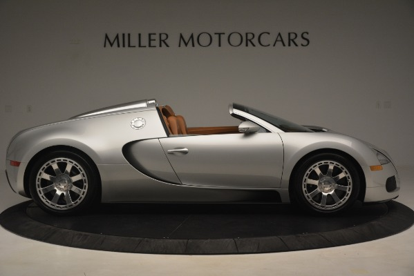 Used 2010 Bugatti Veyron 16.4 Grand Sport for sale Sold at Rolls-Royce Motor Cars Greenwich in Greenwich CT 06830 10