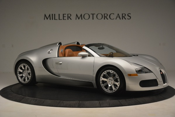 Used 2010 Bugatti Veyron 16.4 Grand Sport for sale Sold at Rolls-Royce Motor Cars Greenwich in Greenwich CT 06830 11