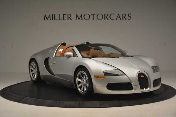 Used 2010 Bugatti Veyron 16.4 Grand Sport for sale Sold at Rolls-Royce Motor Cars Greenwich in Greenwich CT 06830 12