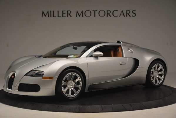 Used 2010 Bugatti Veyron 16.4 Grand Sport for sale Sold at Rolls-Royce Motor Cars Greenwich in Greenwich CT 06830 13