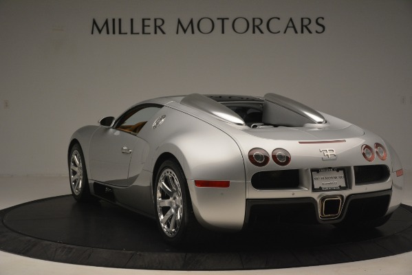 Used 2010 Bugatti Veyron 16.4 Grand Sport for sale Sold at Rolls-Royce Motor Cars Greenwich in Greenwich CT 06830 15