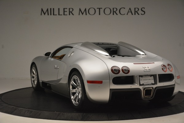 Used 2010 Bugatti Veyron 16.4 Grand Sport for sale Sold at Rolls-Royce Motor Cars Greenwich in Greenwich CT 06830 16