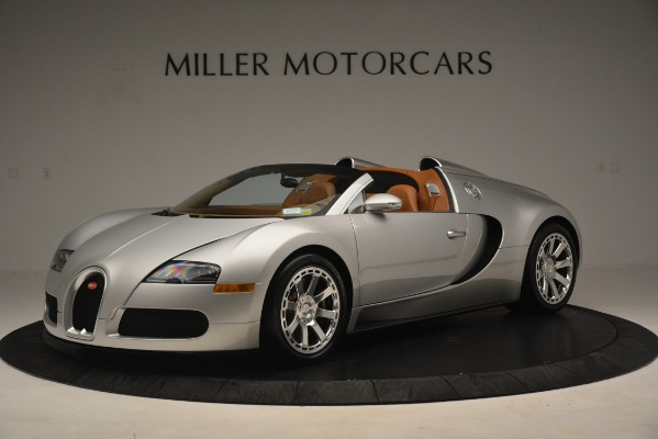 Used 2010 Bugatti Veyron 16.4 Grand Sport for sale Sold at Rolls-Royce Motor Cars Greenwich in Greenwich CT 06830 2