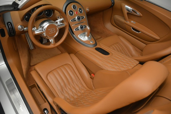 Used 2010 Bugatti Veyron 16.4 Grand Sport for sale Sold at Rolls-Royce Motor Cars Greenwich in Greenwich CT 06830 23