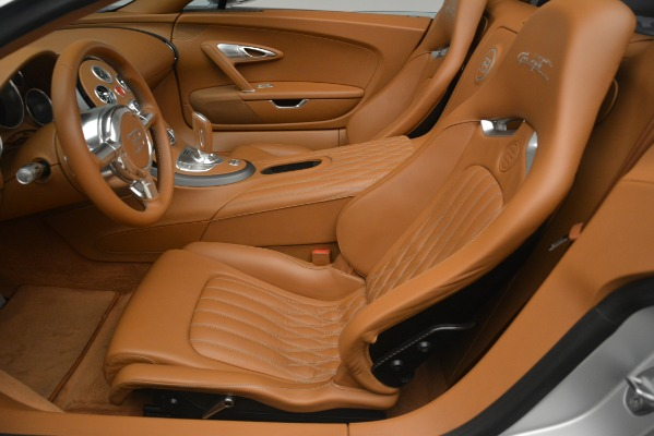 Used 2010 Bugatti Veyron 16.4 Grand Sport for sale Sold at Rolls-Royce Motor Cars Greenwich in Greenwich CT 06830 24