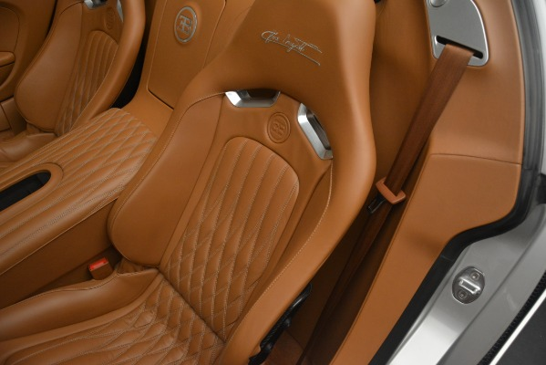 Used 2010 Bugatti Veyron 16.4 Grand Sport for sale Sold at Rolls-Royce Motor Cars Greenwich in Greenwich CT 06830 26