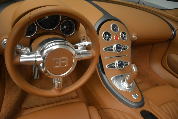 Used 2010 Bugatti Veyron 16.4 Grand Sport for sale Sold at Rolls-Royce Motor Cars Greenwich in Greenwich CT 06830 28
