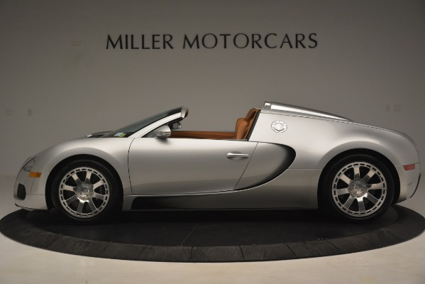 Used 2010 Bugatti Veyron 16.4 Grand Sport for sale Sold at Rolls-Royce Motor Cars Greenwich in Greenwich CT 06830 4
