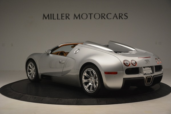 Used 2010 Bugatti Veyron 16.4 Grand Sport for sale Sold at Rolls-Royce Motor Cars Greenwich in Greenwich CT 06830 6