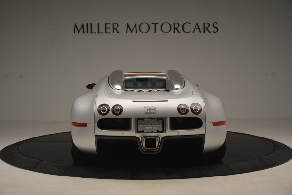 Used 2010 Bugatti Veyron 16.4 Grand Sport for sale Sold at Rolls-Royce Motor Cars Greenwich in Greenwich CT 06830 7